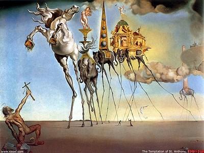 Técnica Dalí