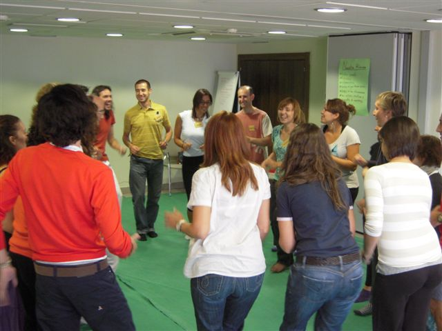 Coaching y Biodanza