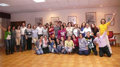 Biodanza en el I Congreso de Psicología Positiva