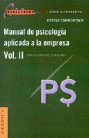 Manual de psicología aplicada a la empresa